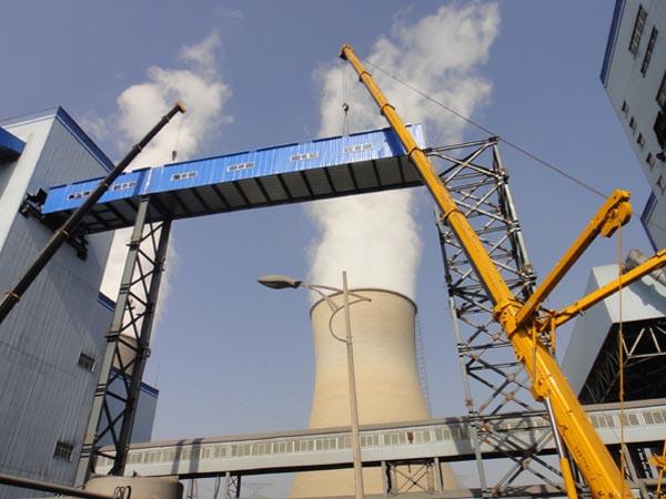 火電廠吊裝安裝