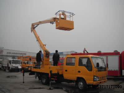 上海路燈維修車出租