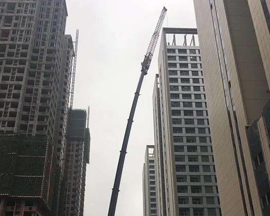上海蝴蝶视频污樓房拆裝塔機作業