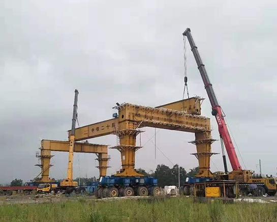 上海鐵路工程施工