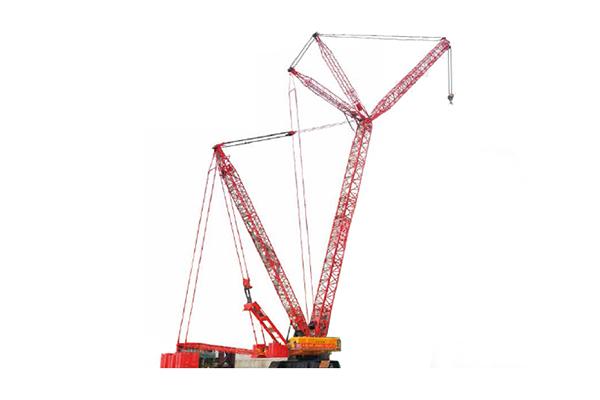 上海三一500噸履帶吊出租-履帶式起重機SCC500