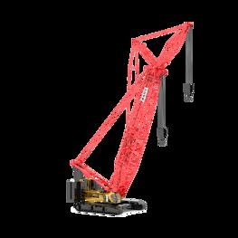 上海三一320噸履帶吊出租-履帶式起重機SCC320