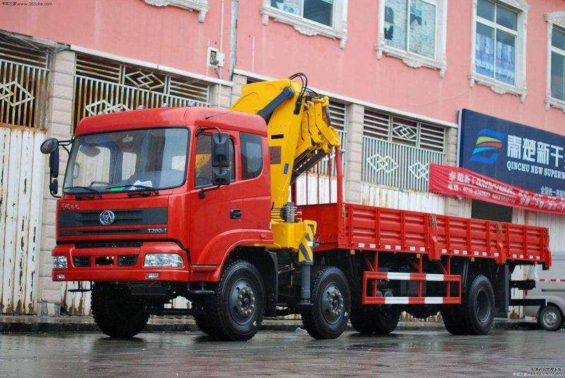 上海50噸隨車吊出租
